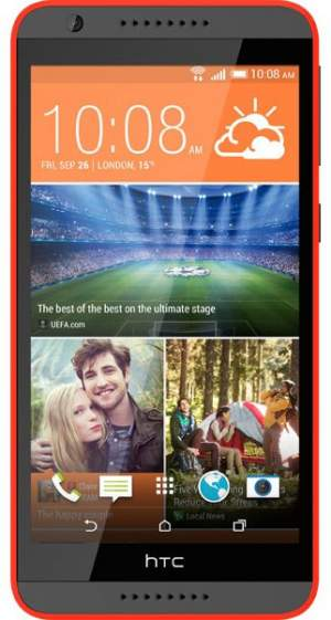 HTC Desire 820G+ Gray Orange